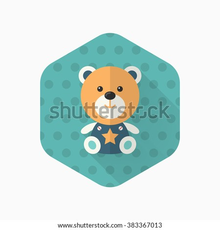 stock-vector-rag-doll-icon-vector-flat-long-shadow-design-children-s-toys-concept