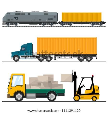 railway transportation and