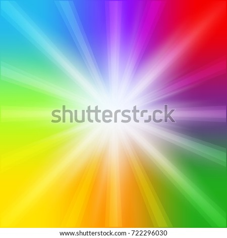 stock-vector-rainbow-background-with-bright-light-illustration