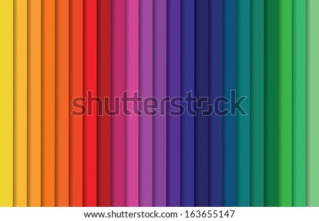 rainbow color wallpaper  vector