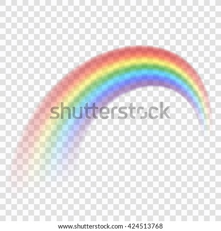 rainbow icon shape arch