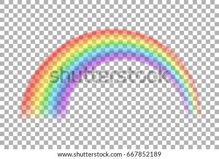 rainbow icon transparent