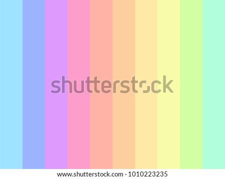 Rainbow pastel art background. Vector background. Pastel colorful background.Rainbow pastel wallpaper.