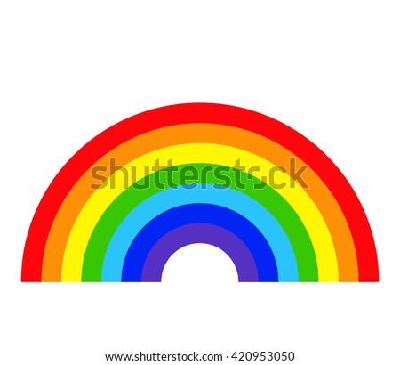 rainbow rainbow icon rainbow