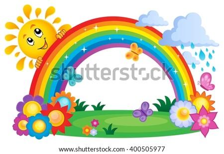 rainbow topic image 4   eps10