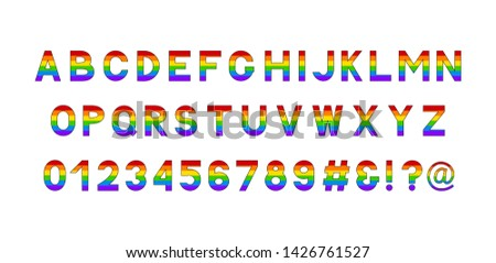 English alphabet from a to z - Download Free Vector Art, Stock