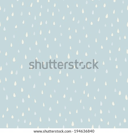 Raining background