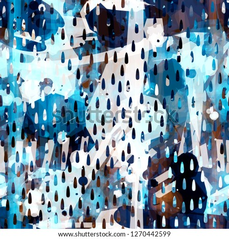 stock-vector-rainy-mood-blue-seamless-texture-with-drops-abstract-vector-background-for-web-page-banners
