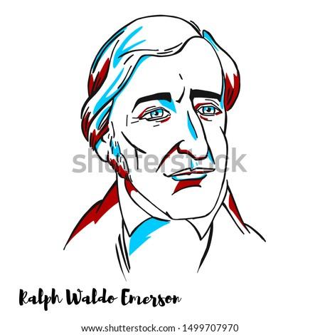 ralph waldo emerson engraved