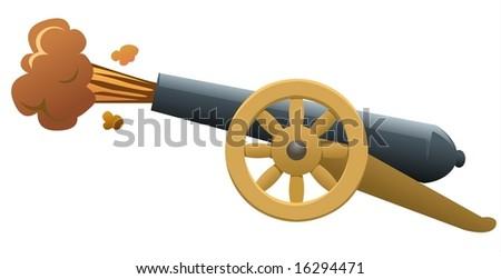 Ramadan Cannon 1-vector