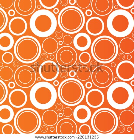 random circles pattern