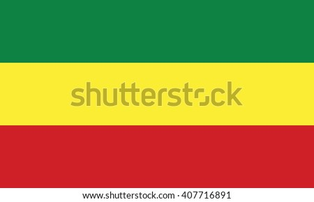 rasta flag vector icon