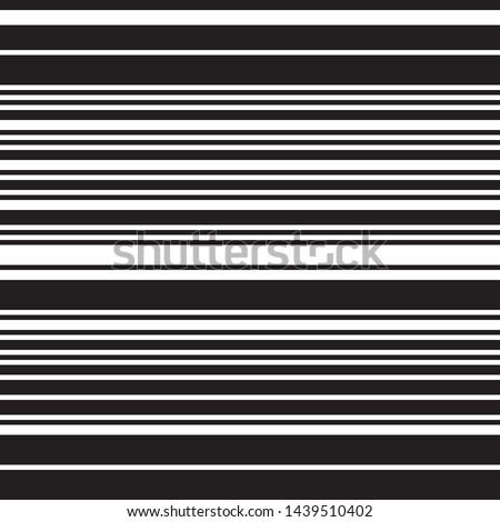 Ratio between all black lines and all white lines is 62%:38%, that is 1.6 Fibonacci ratio (the golden number)