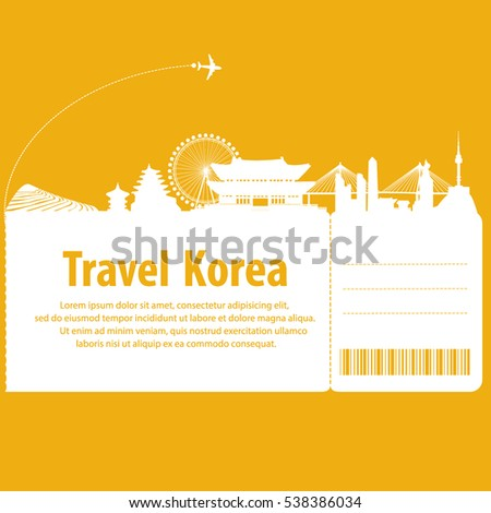 ravel to south korea  south