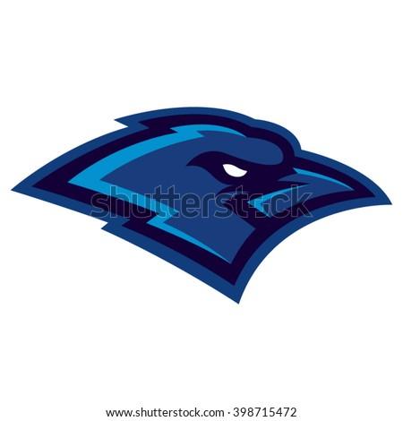 raven sport logo angry bird