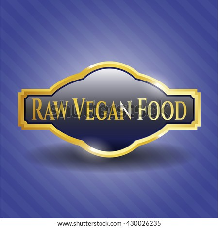 Raw Vegan Food gold badge