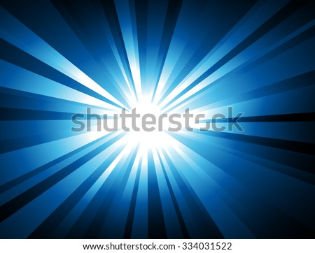 ray lights explosion background ...