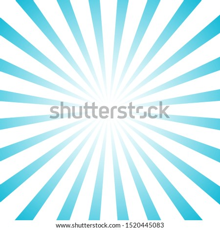 Rays, beams element. Sunburst, starburst shape background. Circular geometric. Abstract circular geometric shape. illustration - Vector