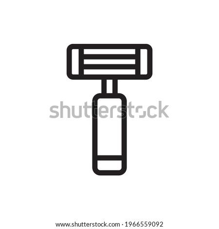 razer vector icon beauty and