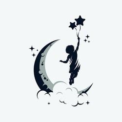 Reach Dreams logo with Moon symbol