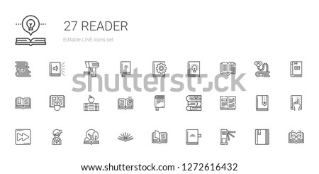 Royalty-Free (RF) Reference Book Clipart, Illustrations, Vector Graphics #1