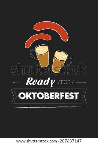 ready for oktoberfest