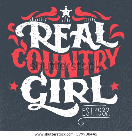 real country girl t shirt