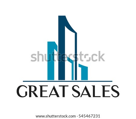 Real Estate, Building, Construction and Architecture Logo Vector Design Eps 10