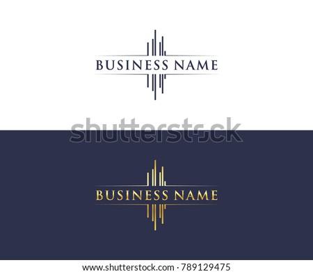 Elegant house logo design template download free vector art stock real estate business logo template building property development and construction logo vector design wajeb Gallery