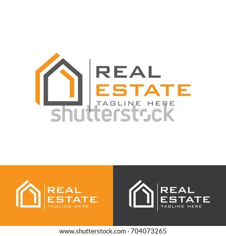 Real estate G letter  logo