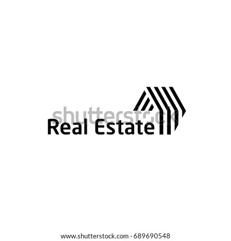 Real Estate Line Logo