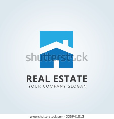 real estate logo home logo