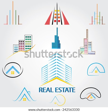 Best Property Logo Estate Logo House Property