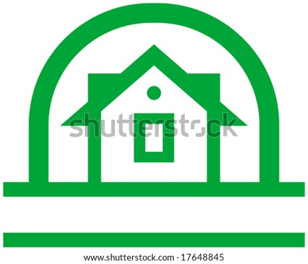 Real estate vector logo