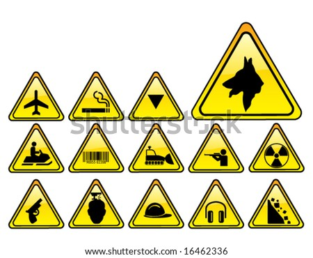 real hazards safety sign - part 4/4