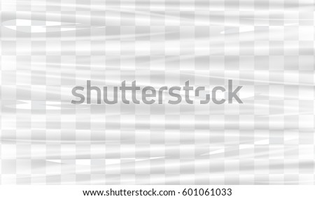 real split transparent plastic wrap texture vector background
