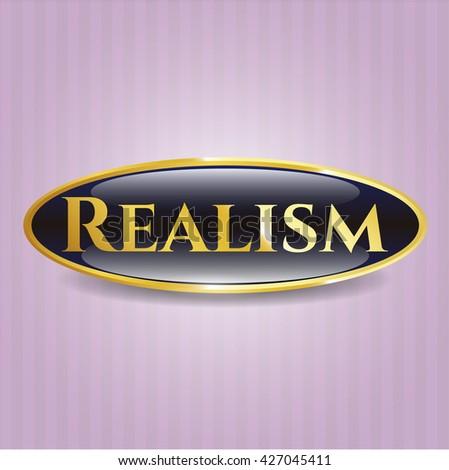 Realism gold badge