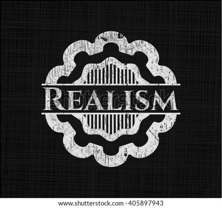Realism on blackboard