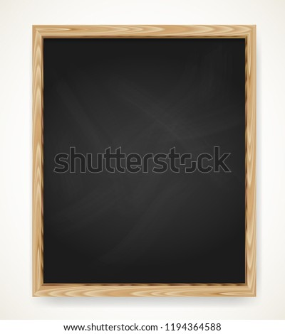 stock-vector-realistic-blank-black-chalkboard-in-wooden-frame-background-for-school-or-restaurant-design-menu