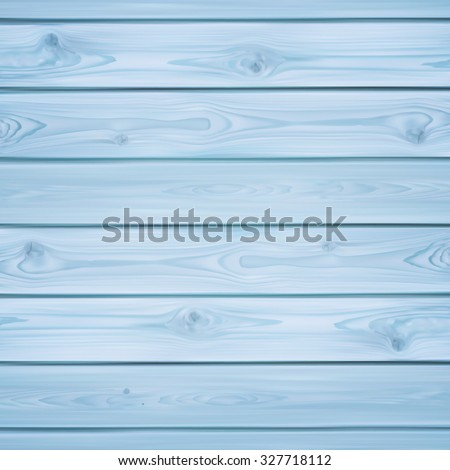 realistic blue planks wood