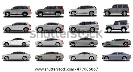 Suv Vector Download Free Vector Art Stock Graphics Images