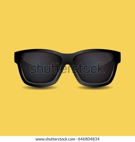 realistic design style black