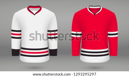 realistic hockey kit chicago