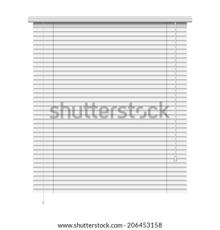 realistic home related blinds...