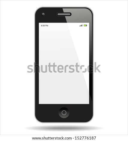 Realistic Smart Phone