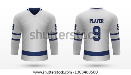 realistic sport shirt  toronto