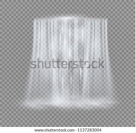 realistic transparent  nature