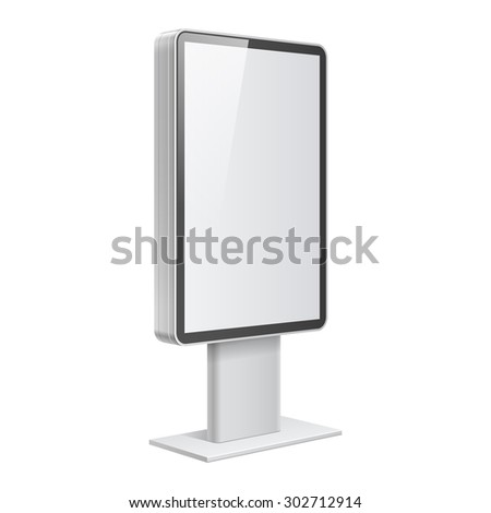 realistic vector light box