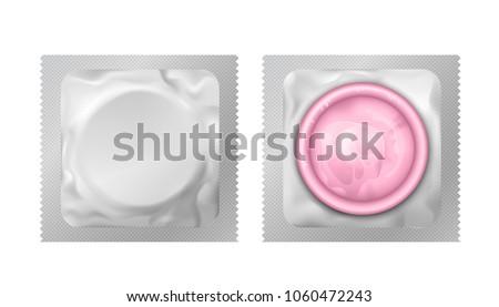 realistic vector pink latex