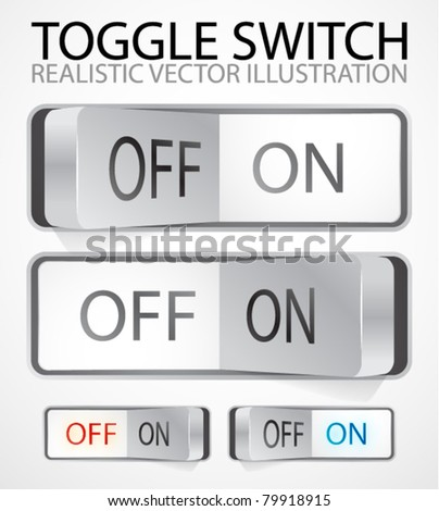 Realistic vector switch